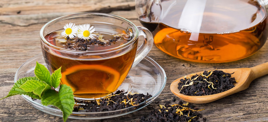 Чайная настойка на самогоне