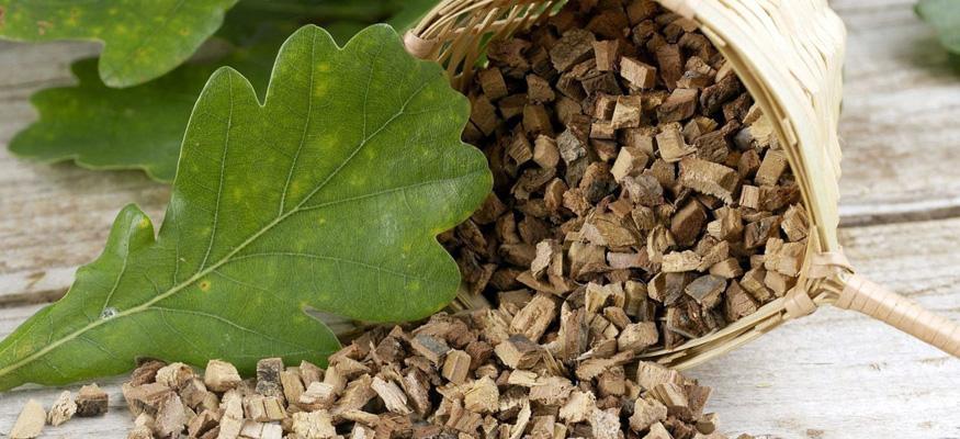 Качественный рецепт самогона на дубовой коре