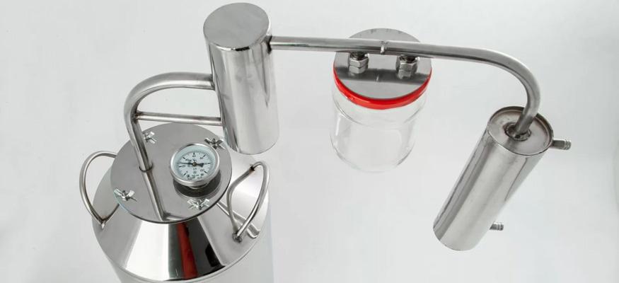На самогонном аппарате с сухопарником отделять ли головы самогонные аппараты меркурий купить в спб