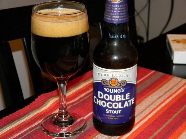 шоколадный стаут рецепт
