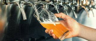 как наливать пиво через пегас