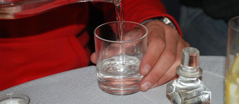 Сорта пищевого спирта