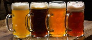 Естественная карбонизация пива