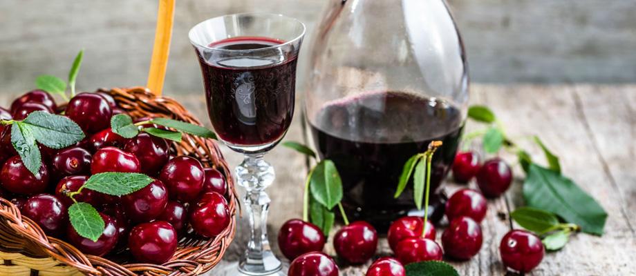 рецепт ратафии вишневой