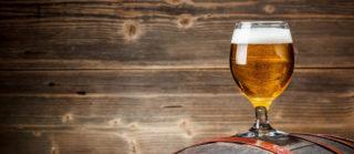 выдержка пива в дубовых бочках