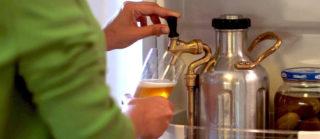 брожение пива под давлением