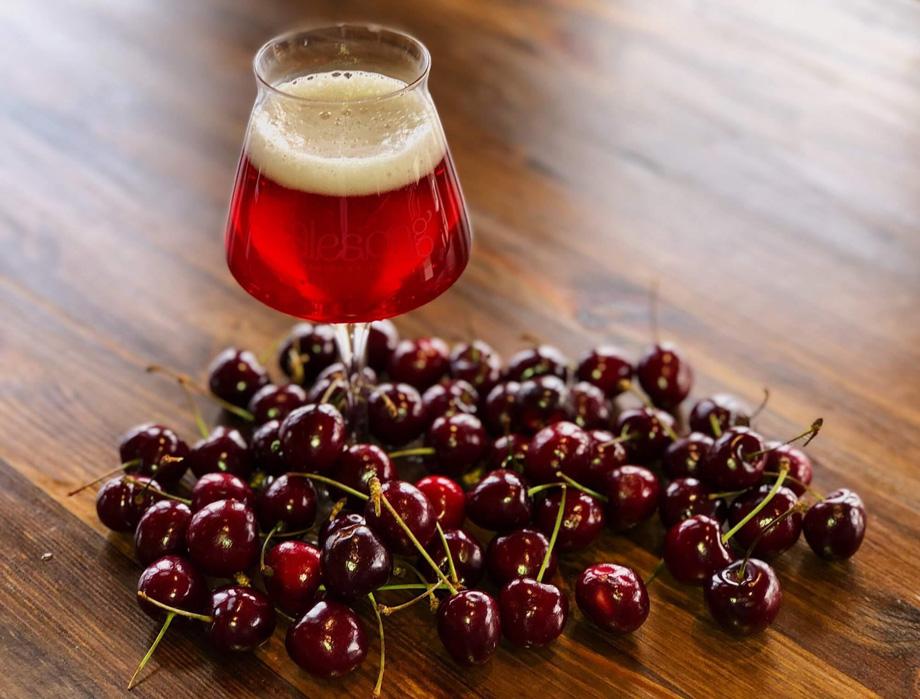 вишневый сидр рецепт